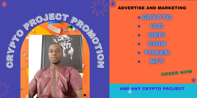 I will do viral crypto promotion,nft,token,coin,ico marketing, FiverrBox