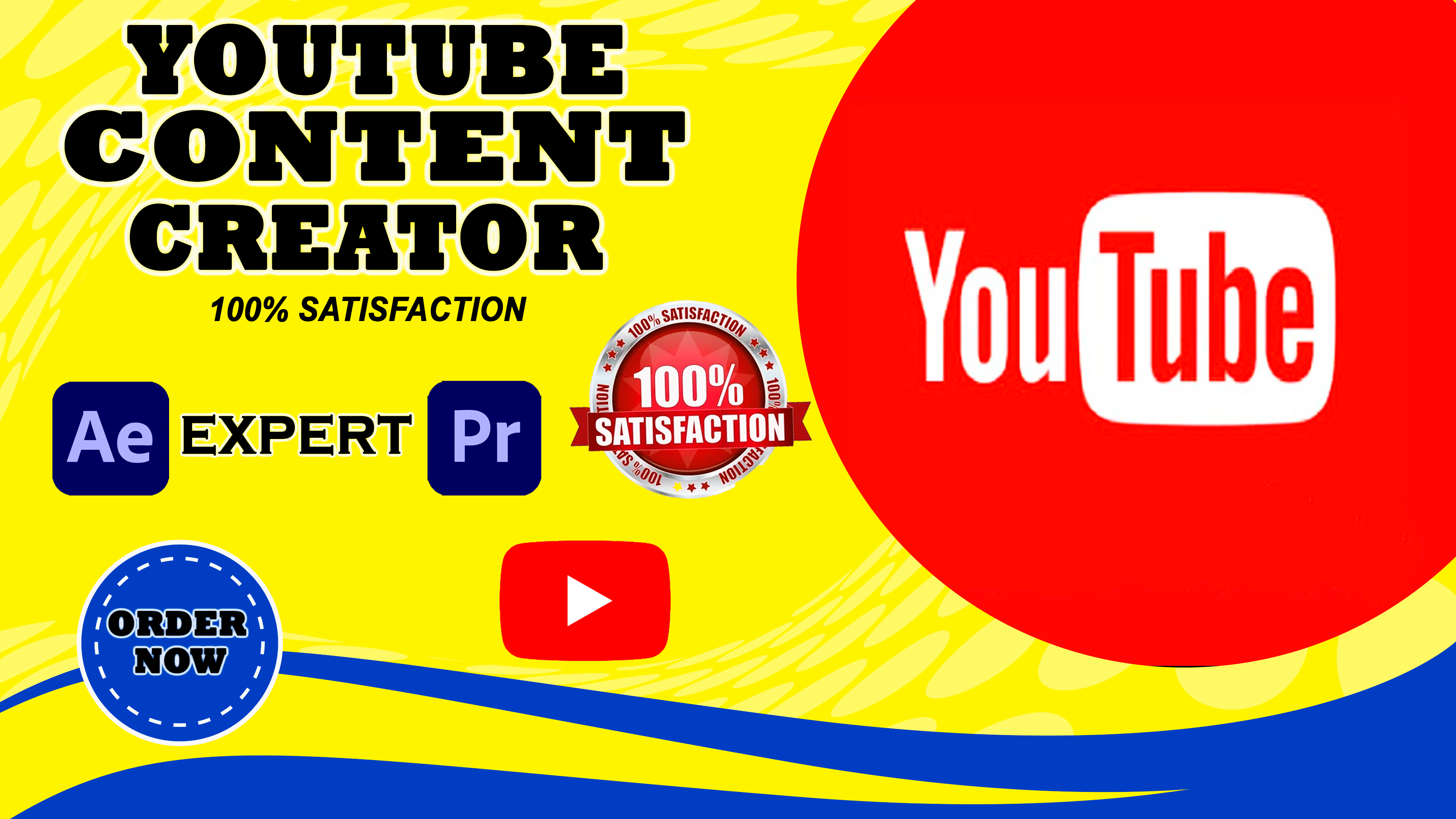 I will professional youtube content creator for you, FiverrBox