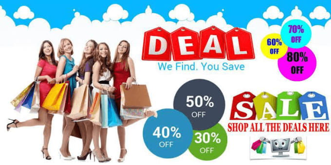 I will submit coupon code and deal manually in 70 top coupon sites, FiverrBox