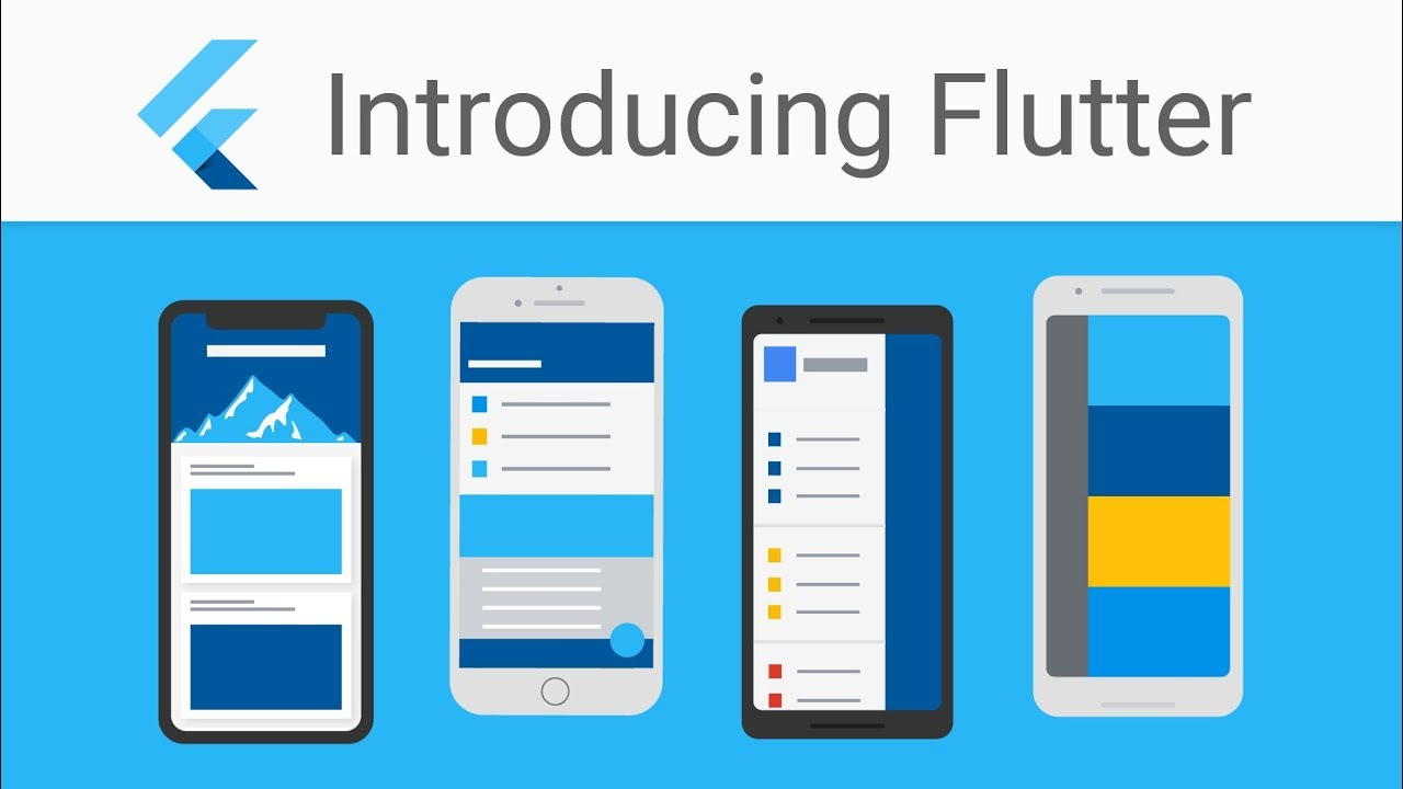 I will professionally develop your amazing flutter app with creativity, FiverrBox